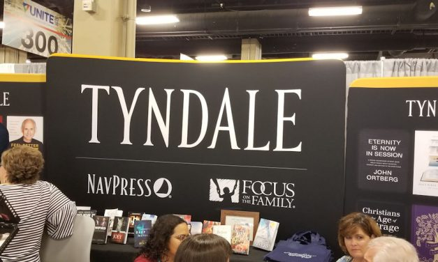 Tyndale House Publishers featuring Filament – 2018 CBA Unite