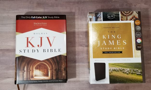 Ask Bible Buying Guide: Holman and Thomas Nelson Full Color KJV Study Bibles Compared