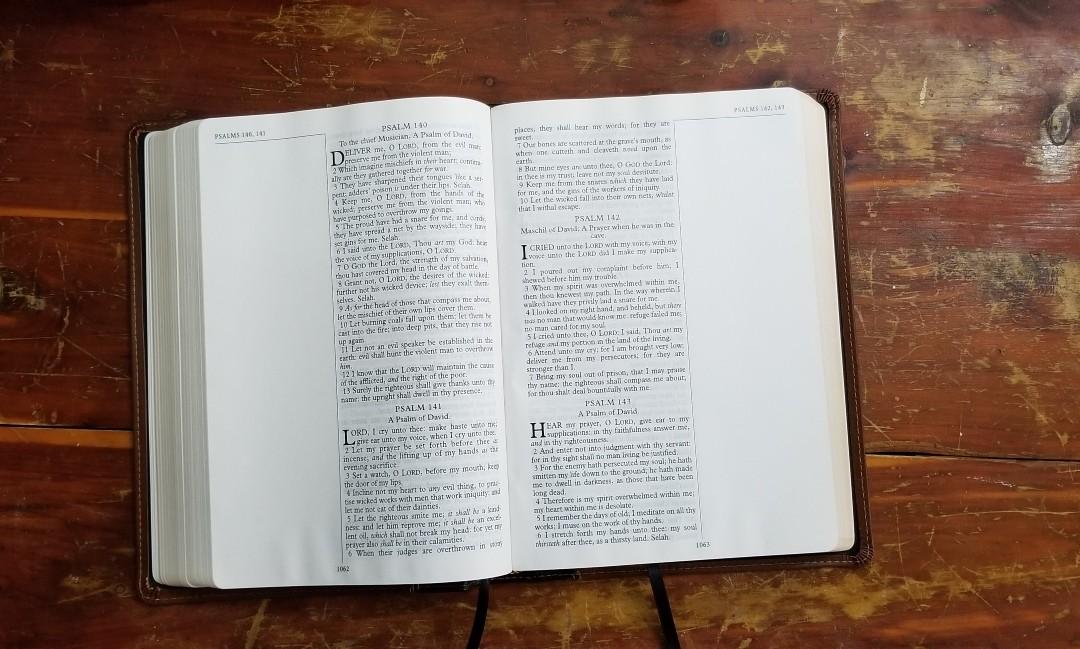 CBP Notetakers Bible Review - Bible Buying Guide