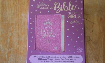 ESV My Creative Bible for Girls Review