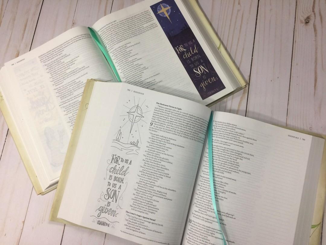 Bible Art Journaling John 11