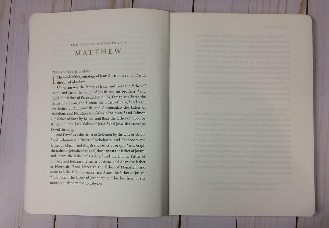 ESV Illuminated Scripture Journal New Testament Set Review