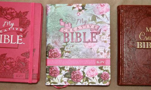 KJV My Creative Bible Review