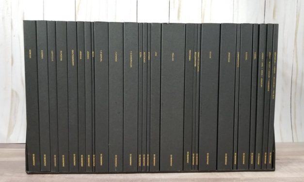 ESV Scripture Journal: 27-Volume Old Testament Boxed Set Review
