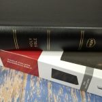 NKJV Single Column Reference Bible