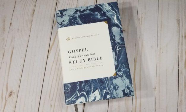Gospel Transformation Study Bible Review