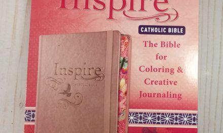 NLT Inspire Catholic Bible Review