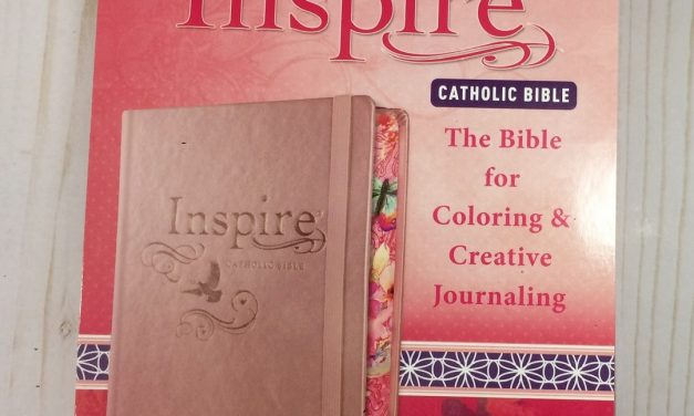 NLT Inspire Catholic Bible Review