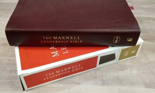 The Maxwell Leadership Bible – Review