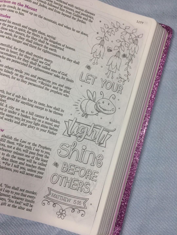 Matthew 5 And Creative Art Journaling Bible Buying Guide