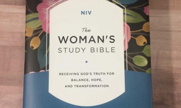 The NIV Women's Study Bible Review