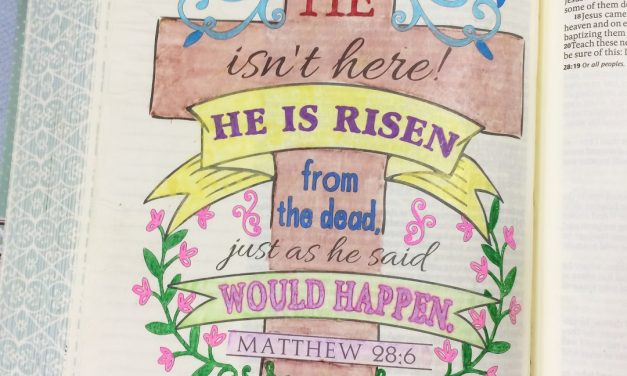 Happy Easter from Bible Buying Guide