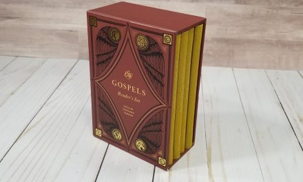 ESV Gospels Reader's Set – Review