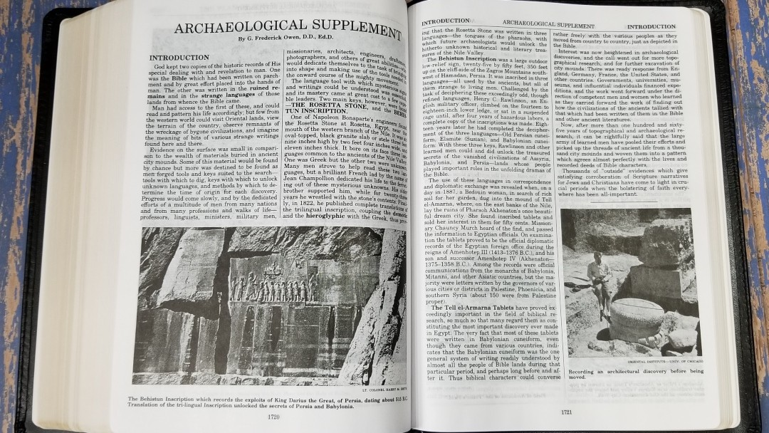 Large Print Thompson Chain Reference - The KJV Store - Bible