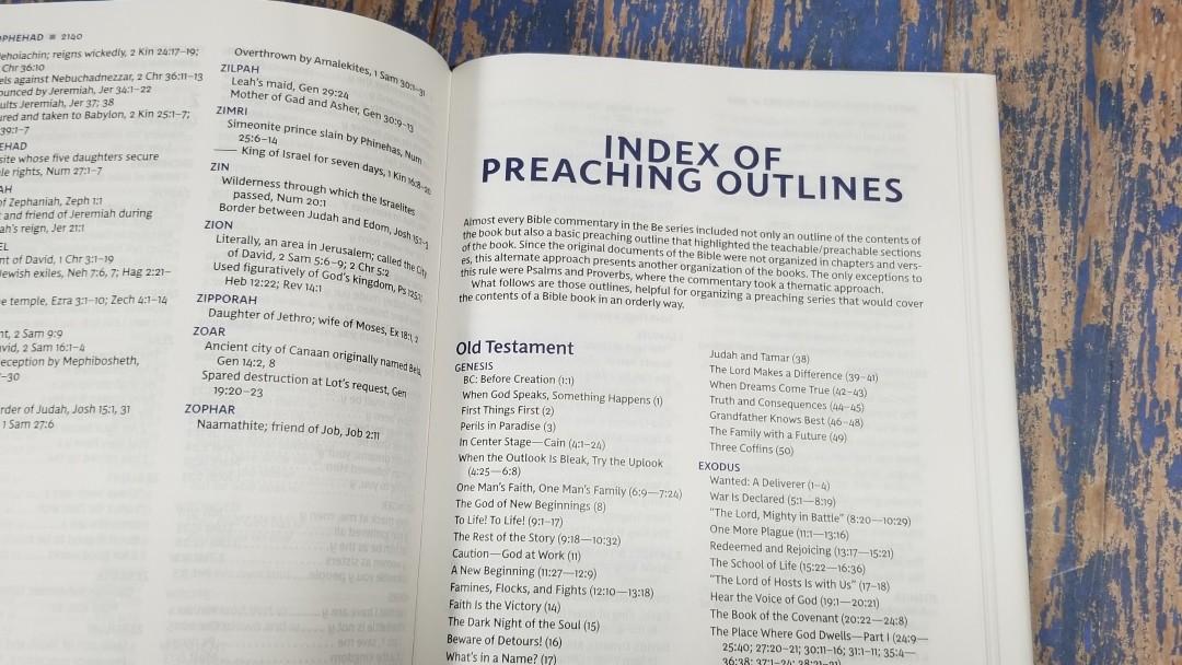 The Wiersbe Study Bible - Review - Bible Buying Guide