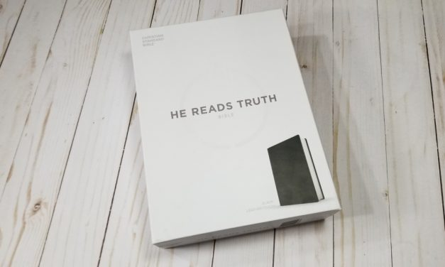 He Reads Truth Bible Review