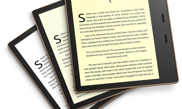 Thoughts on the Amazon Kindle Oasis 3