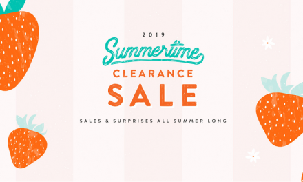 Dayspring's Summertime Sale