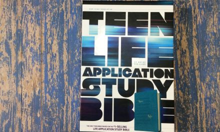 Teen Life Application Study Bible Review