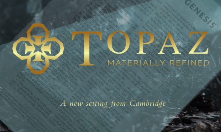 Coming Soon: Cambridge Topaz