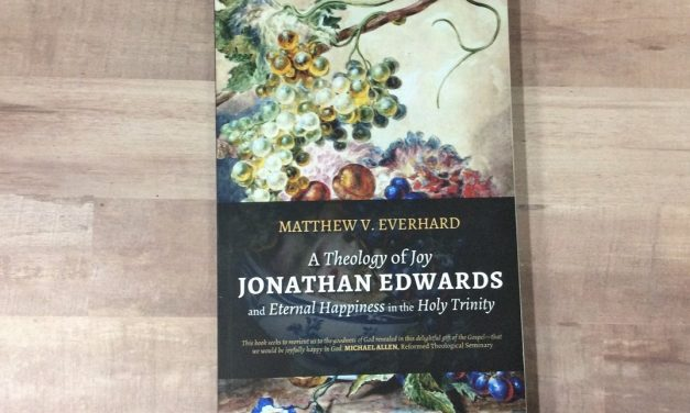 Giveaway Updated – A Theology of Joy by Matthew V Everhard