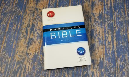 KJV/MEV Parallel Bible Review