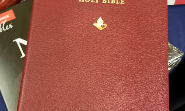CPE Showfloor – Cambridge Bibles