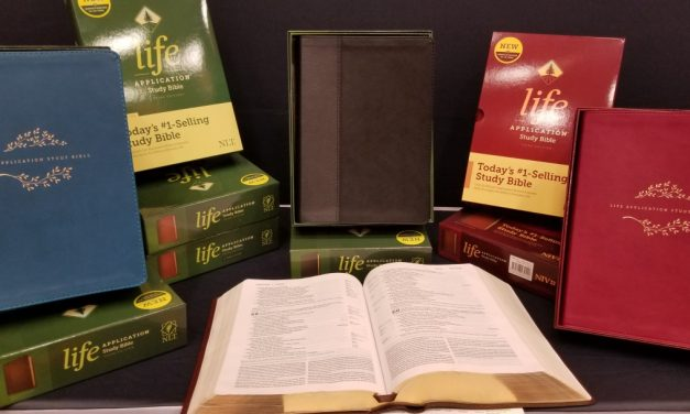 CPE Showfloor – misc Bibles