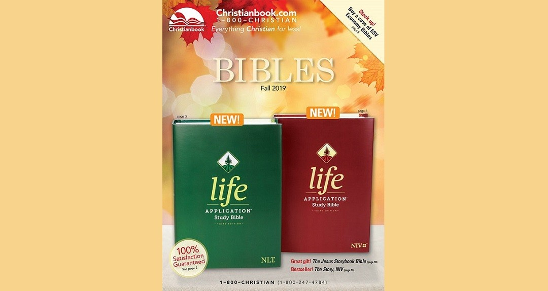 Affiliate Spotlight Christianbook Com Bible Buying Guide