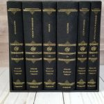 ESV Reader's Bible, Six-Volume Set With Chapter and Verse Numbers