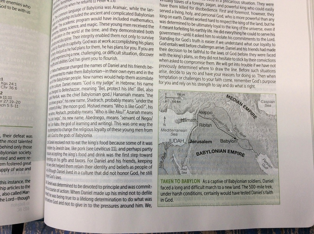 LASB Study Notes Map