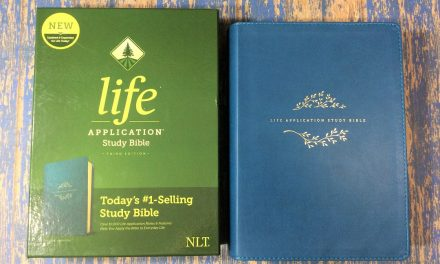NLT Life Application Study Bible 3rd Edition Review