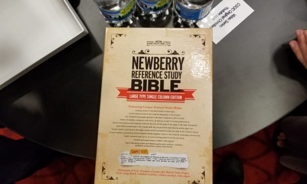CPE Showfloor – Newberry Bibles