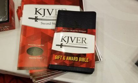 CPE Showfloor – Whitaker House Bibles