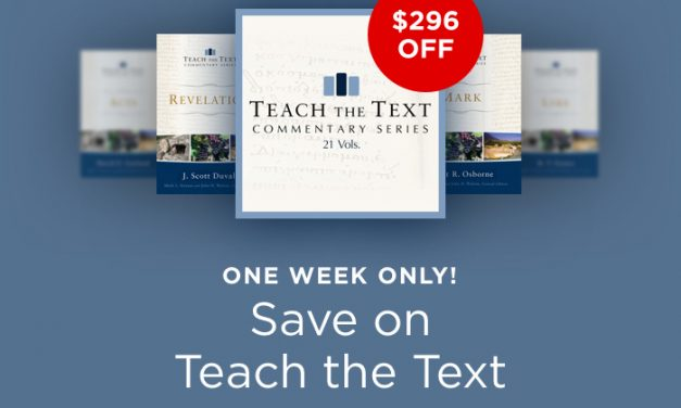 Bible Deals October 11, 2019