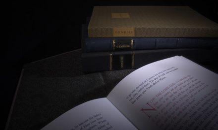 The Book of GENESIS Kickstarter