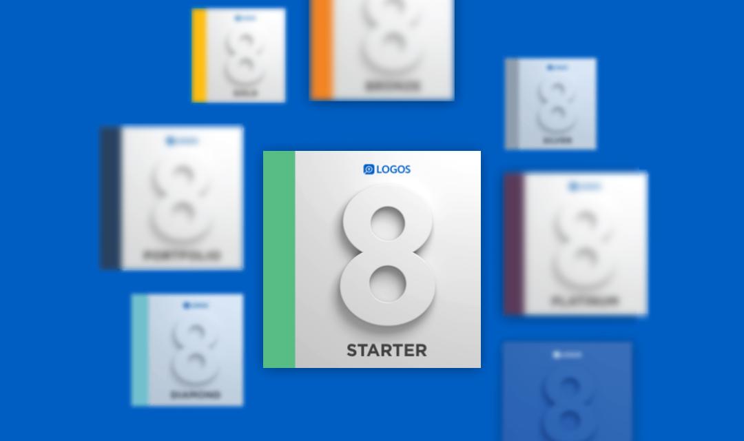 Logos 8 Starter Giveaway – winner announced