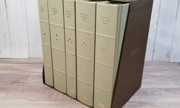 CSB Reader's Bible, Five-Volume Set Review