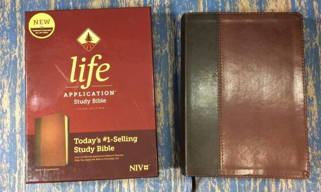NIV Life Application Study Bible 3rd Edition Review