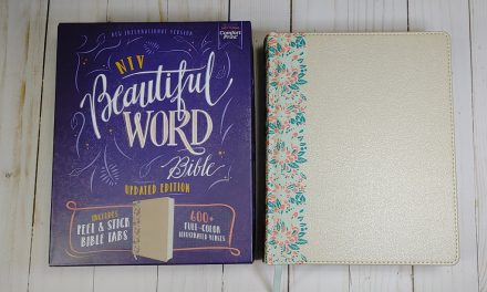 NIV Beautiful Word Bible Updated Edition Review