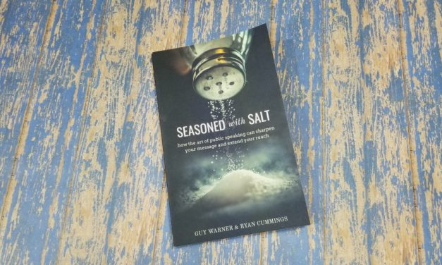 Seasoned with Salt – Book Review