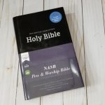 NASB Pew and Worship Bible Review