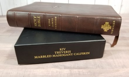 Schuyler Treveris KJV Bible Review