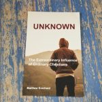 Giveaway – Unknown by Dr Matthew Everhard