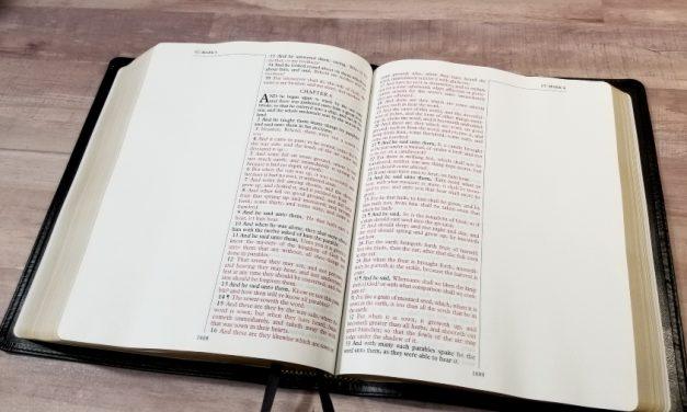 CBP Journaling Bible Review