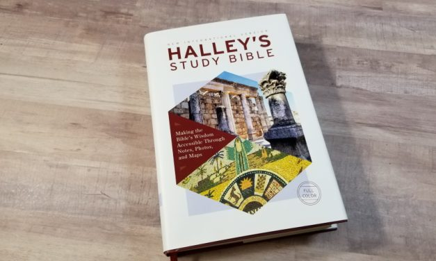 NIV Halley's Study Bible Review