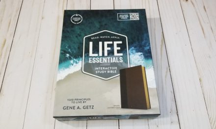 CSB Life Essentials Interactive Study Bible Review