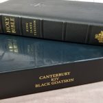 Canterbury KJV Full Yapp Review