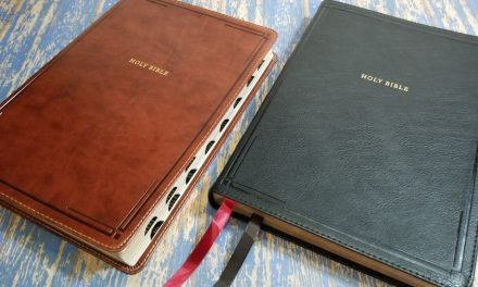 KJV Giant Print Thinline Bible