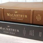 NASB MacArthur Study Bible Premier Collection